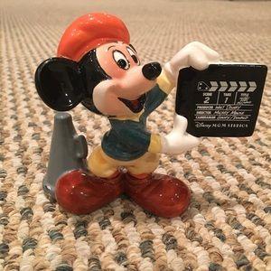 Mickey Japan Vtg Figurine Walt Disney productions